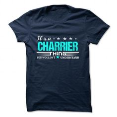 i love CHARRIER tshirt, hoodie. Never Underestimate the Power of CHARRIER