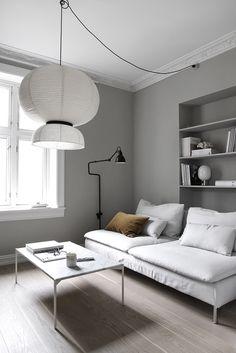 46 Best Home Interior Gorgeous Nordic Interior Design Ideas Design Scandinavian, Nordic Interior Design, Interior Design Minimalist, Interior Design Living Room, Living Room Designs, Scandinavian Bedroom, Interior Colors, Living Room White, White Rooms