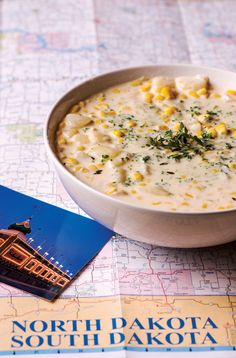 Corn Chowder. #soup #recipes