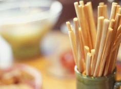 Cómo dar forma a los palitos de pan | eHow en Español