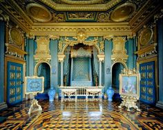 THE PALACE  Drottningholms Slott, of The Kings of Sweden