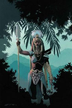 Black Panther by Esad Ribic