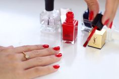 Nail Routine - Manicure and Nail Polish Video