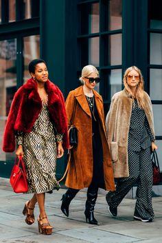 best sneakers adedf e7fae La Semana De la Moda De Nueva York Ya Empezó Y La Moda En Las Calles Ya Es  Espectacular