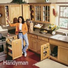 Kitchen Storage Projects That Create More Space | The Family Handyman