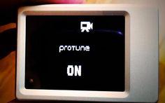 Augmenter le niveau de détails de la GoPro HD2 avec Protune