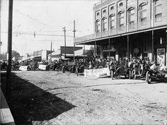 Tri-County Poultry Show, Forrest City, Arkansas, G4894.17 Arkansas History Commission