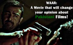 Waar Pakistani Movie, The efforts of the Pakistani security forces in their fight against terrorism and how the lives of security officials are affected.