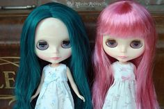 Simone & Charlotte by Manon Antoinette, via Flickr