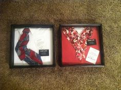 missionary shadow boxes! how cool is this??