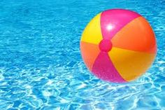 hawaiian party - I will get a bunch of beach balls to just have around.