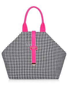 Forma Horizontal bonita sacola de algodão para as mulheres - Milanoo.com