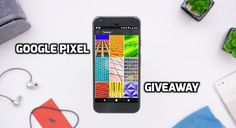 TechQuark.com is giving away a brand new Google Pixel mobile to one lucky readers.   Participate now for a chance to win it!