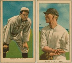 The more I read about Mike Donlin, the more he seems like the Forrest Gump of old-time baseball.
