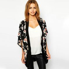 Cheap cardigan twinset, Buy Quality kimono swimwear directly from China cardigan hood Suppliers:               Features:      Material: high quality chiffon blend     Occasion: Fshion     Color:1&nbs