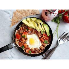 Cómo hacer huevos rancheros saludables y deliciosos | food