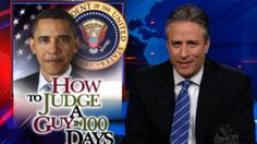 How to Judge a Guy in 100 Days   Principle plays no part in Arlen Specter's decision to switch parties, and the media observes Obama's first 100 days with mindless overkill.