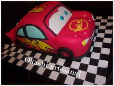 cake Rayo Mcqueen