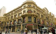 Galerías Pacífico em Buenos Aires #argentina #viagem
