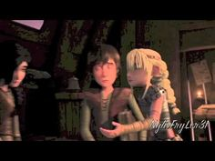 Astrid Hofferson - Fight Song (slightly Hiccstrid and Heather) - YouTube