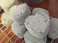 DIY Home Products: Fizzy Clay Body (and Face?) Blobs
