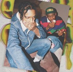 A$AP Rocky and Tyler, the Creator