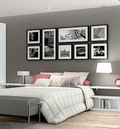 Parede Cinza na decoração: Inspire-se nesta tendência!