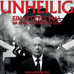"""Unheilig """"Ein letztes Mal""""-Open Air  – Tickets gewinnen!"""
