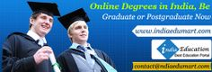 Being a graduate is really momentous in itself and numerous opportunities are also waiting after attaining a degree. Are you a professional and looking for next level employment opportunities? Earn online degrees in india, avail with diverse subjects Help boost your work at home business by maximizing social media.