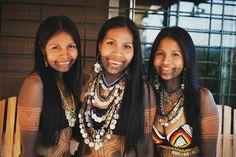 Beautiful, Embera Girls
