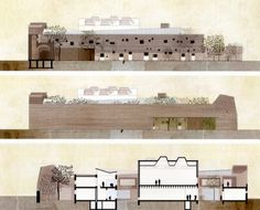 Training Center For Sustainability by by Anna Heringer, Chwiter