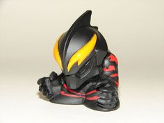 SD Ultraman Belial Soft Vinyl Mini Candy Figure 1 1/2 Inches Tall from SD Ultraman Land Finger Puppet Set! Yutaka & Bandai Japan/Tsuburaya Productions 2009 http://www.ebay.com/itm/SD-Ultraman-Belial-Figure-Ultraman-SD-Set-Godzilla-Gamera-/171207570586?pt=LH_DefaultDomain_0&hash=item27dcc4349a