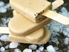 Vegan Coffee and Coconut Milk Popsicles