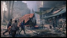 The Last of Us from http://www.shaddyconceptart.com/