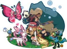 Why Pokemon Amie is Awesome (rant)