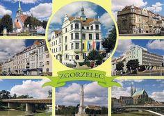 Pocztówkowe podróże po Polsce: ZGORZELEC