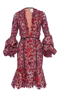 M'o Exclusive Anne Boleyn Dress by JOHANNA ORTIZ for Preorder on Moda Operandi