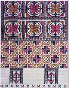 palestinian cross stitch patterns - Google Search