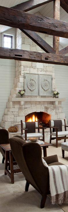38 top mediterranean fireplaces images fire places house rh pinterest com