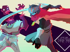 """Hyper Light Drifter by Heart Machine — Kickstarter  """"Explore a beautiful, vast and ruined world riddled with unknown dangers and lost technologies. Inspired by nightmares and dreams alike."""""""