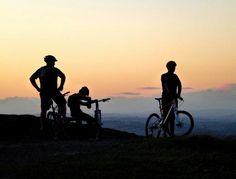 Photo Of The Day: Mountain Biking View