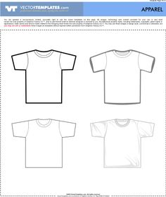 Over of the best T-shirt templates online, updated for The ultimate resources list for free mockups and t-templates in vectors, PSD and apps. Rock The Casbah, Shirt Template, T Shirt Image, Shirt Mockup, Shirt Outfit, Cool T Shirts, Printed Shirts, Fashion Outfits, Drawing Templates