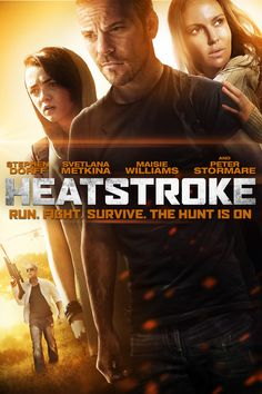 On a family trip in the African desert, a research scientist unintentionally travels off course and is brutally murdered by an arms dealer. His girlfriend is put to the ultimate survival test as she attempts to evade the killers and protect his...