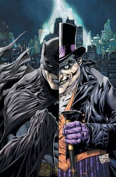 Batman/Penguin