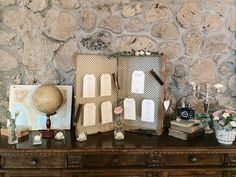 tableau matrimonio vintage