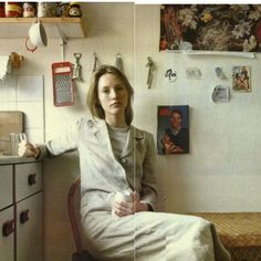 Cecilia Chancellor by Marion Hume 1993