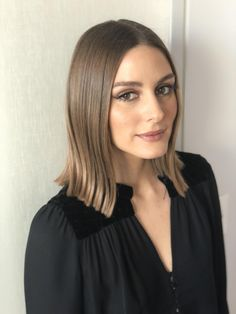 Bent Glass Hair | Olivia Palermo