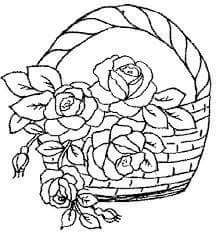 Floral Embroidery Patterns, Embroidery Motifs, Vintage Embroidery, Embroidery Designs, Crazy Quilting, Easter Drawings, Flower Coloring Pages, Crochet Borders, Applique Quilts