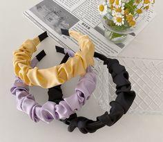 Vintage Headbands, Cute Headbands, Floral Headbands, Hair Hoops, Accesorios Casual, Wide Headband, Vintage Floral, Scrunchies, Girly Things