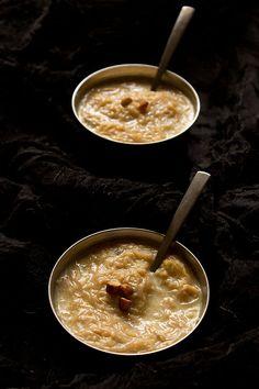seviyan kheer or vermicelli kheer, how to make seviyan kheer recipe